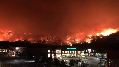 lake christine fire A Lot Of Anger: Community Reacts To Lake Christine Fire Cause