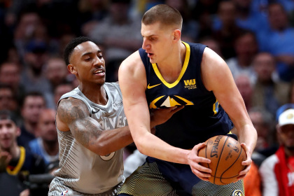 gettyimages 942486238 Bonded By Similar Paths, Jokic & Barton Sign Big Deals