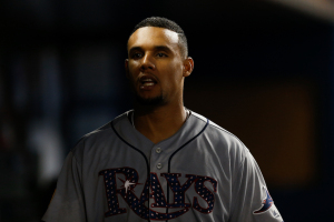 Carlos Gomez Takes Out Frustrations On Water Cooler