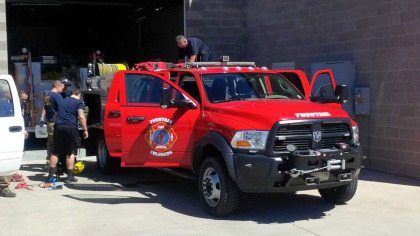 ftn firefighters Chemical Found In Firefighting Foam Discovered In Water Supply