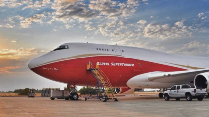 co fire 3 Global Supertanker Approval Waiting On Forest Service Software Addition