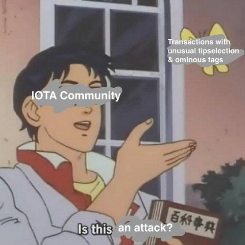 IOTA Tangle Transactions Nosedive as Spammers Create Parasite Chains