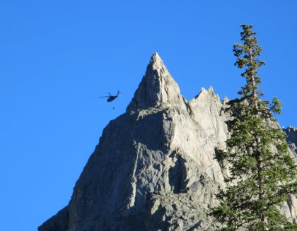 lone eagle peak rescue 4 credit grand county search and rescue Mountain Climbers Thank Rescue Teams For Daring, Dangerous Rescue