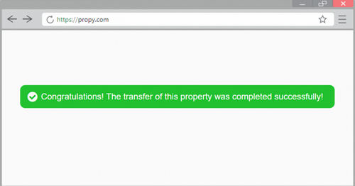 Propy - This California Property Was Sold On The Blockchain Without Using Banks