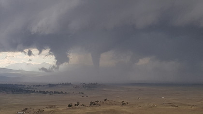 hartsel tornado 1 credit judy cavagnetto Strong Storms Cause Slew Of Problems For Colorado Communities