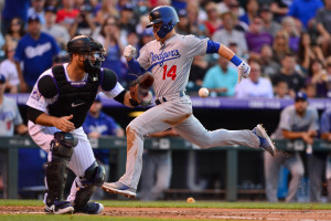 Dodgers Sink Rockies With 9th-Inning Homers