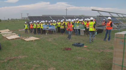 Nonprofit Helps Attract More Women To Solar Energy Field