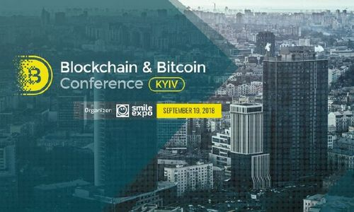 bitcoin blockchain conference kiev