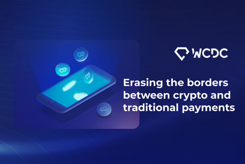 On the edge of transformation: payments go crypto