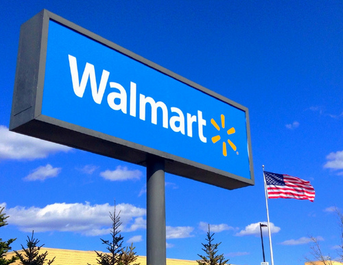 US Retail Giant Walmart Eyes Blockchain to Improve Delivery Process