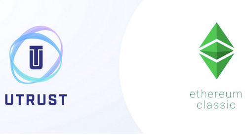 UTRUST Partners With Ethereum Classic Dev Team, Integrating ETC