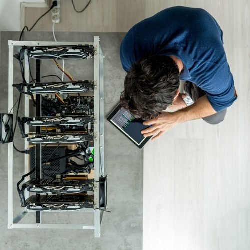 A Guide to Building Your Own Crypto Mining Rig