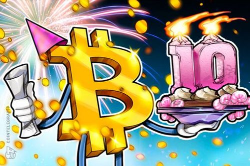 Bitcoin Whitepaper – 10 Years Since Satoshi's Vision Was Brought to Life