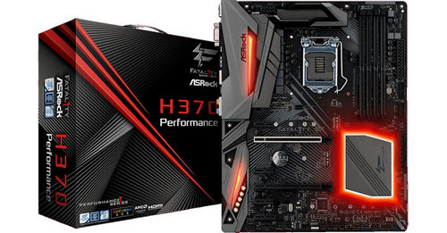 ASRock Fatal1ty H370 Performance Review