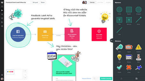 Autopilot debuts real-time collaborative customer journey map
