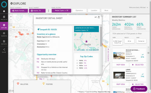 Billboard-measuring Geopath enters the 21st century with new geolocation platform