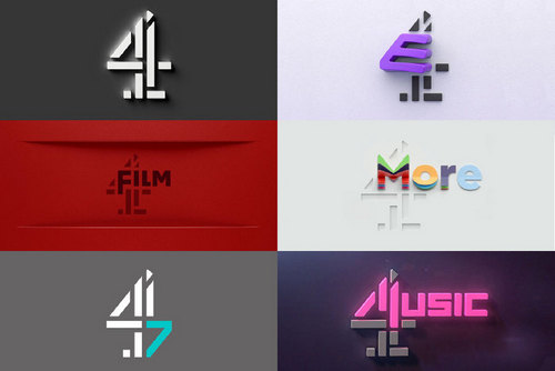 Channel 4 rebrands digital channels to compete in 'cluttered' TV landscape