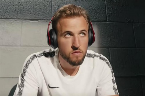 Harry Kane: England captain is a brand ambassador for Beats by Dre