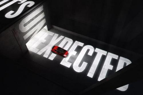 Honda Civic's typographic film champions breaking from the norm
