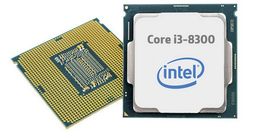 Intel Core i3-8300 3.7 GHz Review