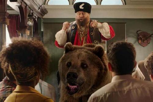 Brian Blessed: appeared in Ladbrokes' World Cup campaign