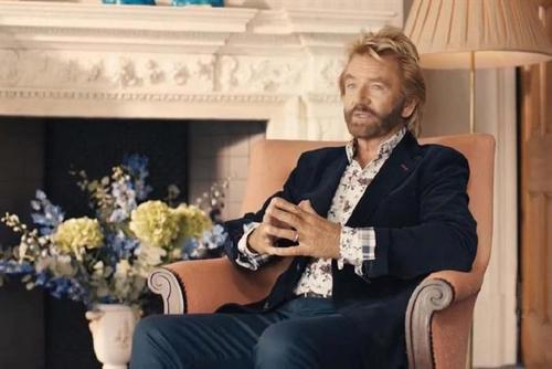 """Edmonds: spoofed himself in 2015 National Lottery campaign """"Please not them"""""""