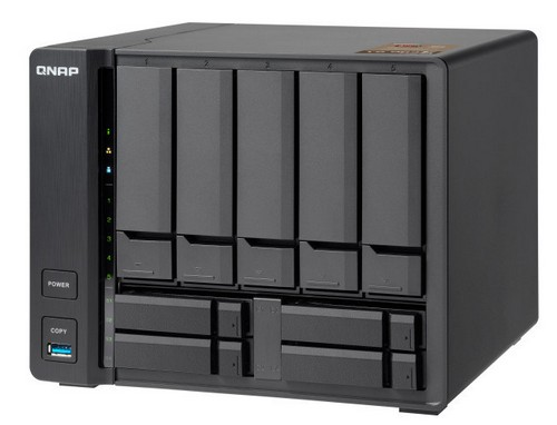 QNAP launches TS-963X, a 9-bay AMD Quad-Core NAS