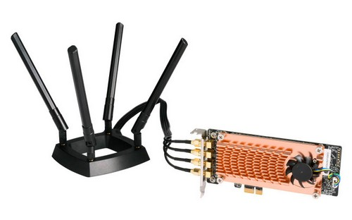 QNAP Unveils the QWA-AC2600 Wireless Adapter