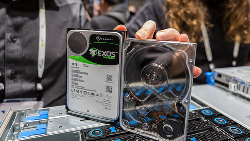 Seagate MACH.2 Multi Actuator Tech Enables 480MB/s HDDs