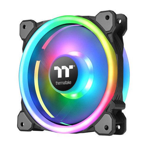 Thermaltake Releases Riing Trio 12 RGB: A Fan that Responds to Alexa