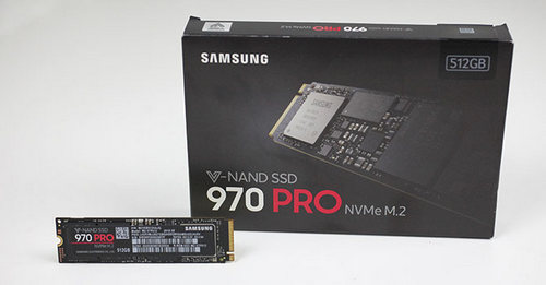 Samsung 970 Pro 512 GB Review
