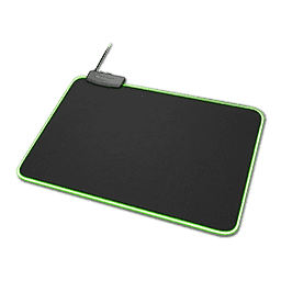 Sharkoon 1337 RGB Mouse Pad Review
