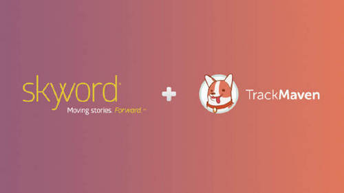Skyword merges with TrackMaven to create a content marketing platform with more insights