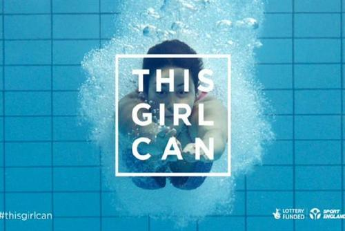 'This girl can: FCB Inferno created the award-winning campaign for Sport England