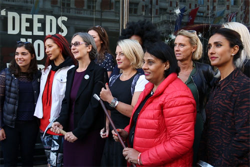 Why Harvey Nichols smashed store windows for a female empowerment campaign