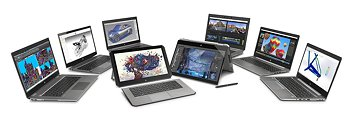 HP Unveils Fifth-Generation HP ZBook Mobile Workstations