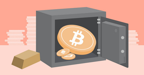 Bloomberg Features Bitcoin, Ethereum Cold Storage Trading