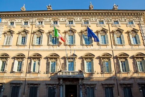 Italy's Senate Moves, to Set Legal Foundation, for Blockchain Timestamps
