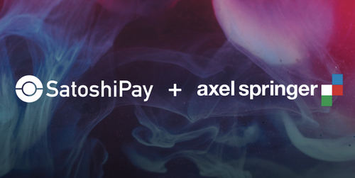 SatoshiPay and Digital Publishing Giant Axel Springer SE Partner, to Explore Stellar Payments