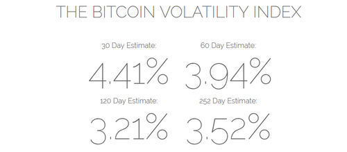 Bitcoin (BTC) Volatility Will Match Gold's in A Decade