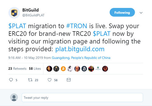 Game devs give up Ethereum for Tron