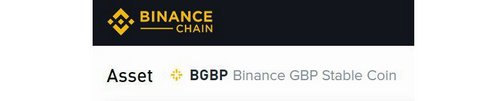 Binance Cryptocurrency Exchange Testing British Pound Stablecoin