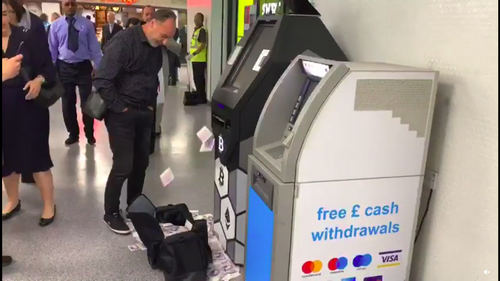 """Bitcoin ATM Operator: """"It Was Not a Hack"""""""