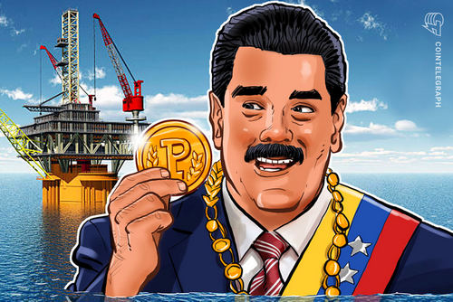 President Maduro Orders The Bank of Venezuela to Accept Petro Crypto