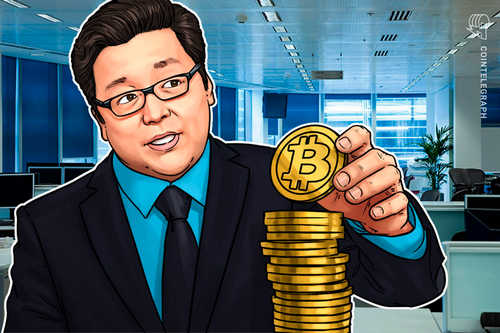 """Tom Lee: I'm """"Pleasantly Surprised"""" That Bitcoin"""