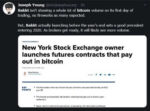 Bakkt Exchange's Bitcoin Futures See Slow Start on First Day of Trading