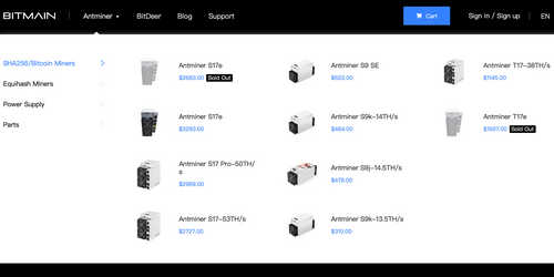 Bitmain Launches Next Gen Miner as Bitcoin Hashrate Touches 100 Exahash