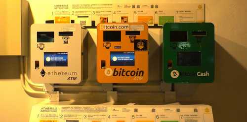 Buying Bitcoin on the Street Is Getting Easier