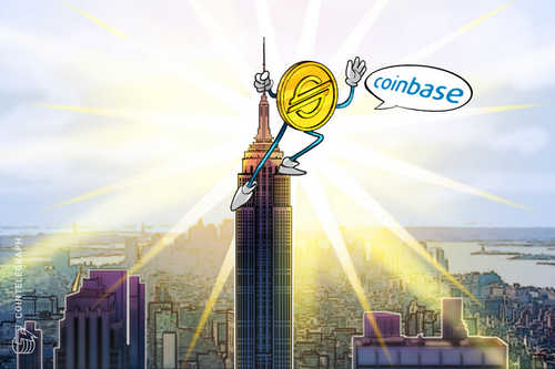 Coinbase Rolls Out Stellar Lumens (XLM) Trading in New York State