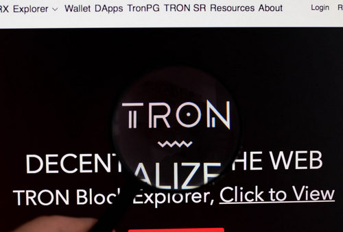 Brooklyn Nets Mixture Teams Up With Tron